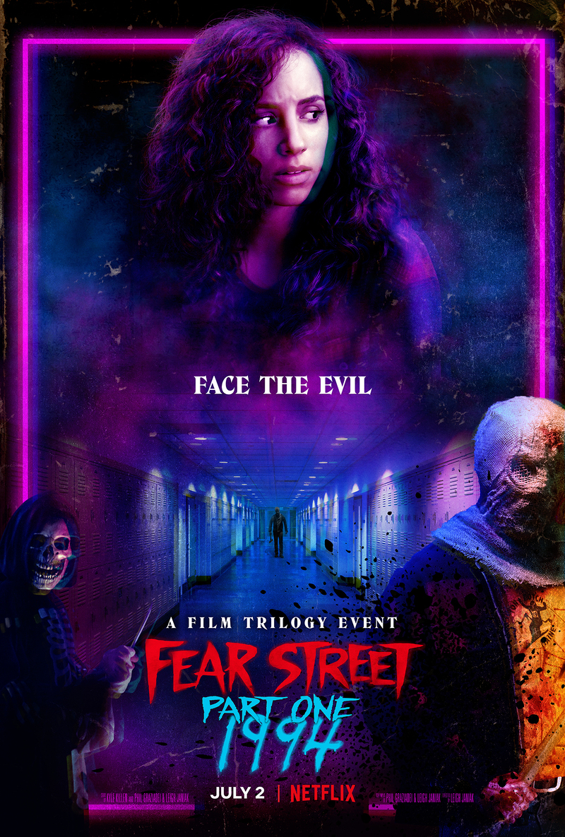 fear street part one 1994 poster