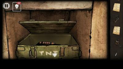 в ящике лежит детонатор в игре выход из заброшенной шахты