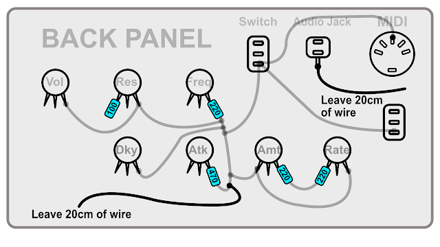 DIY synth panel build guide 5