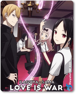 KAGUYA-SAMA: LOVE IS WAR Full Episode