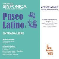 conversatorio paseo latino