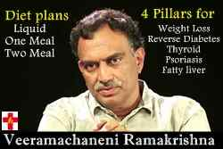 Veeramachaneni LIQUID DIET PLAN for Weight Loss or Obesity