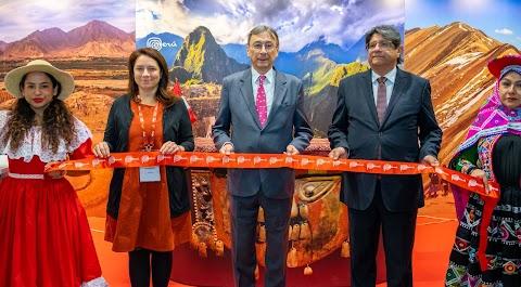 Perú cautiva a Europa con lo mejor de su oferta turística