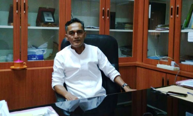 Kepala Disdukcapil Batam, Himbau Warga di 5 Kecamatan Bisa Ambil e-KTP