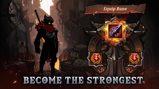 Download Shadow Knight Deathly Adventure RPG Mod Apk