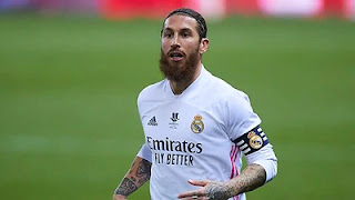 Real Madrid defender Sergio Ramos salary cut would be used to pay Gareth Bale