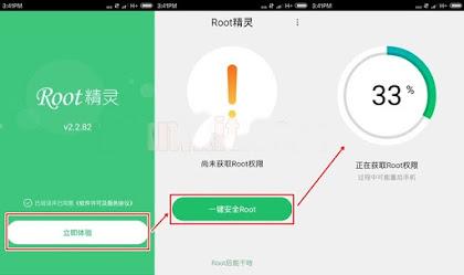 Cara Root Xiaomi Redmi 3 Tanpa PC & UBL