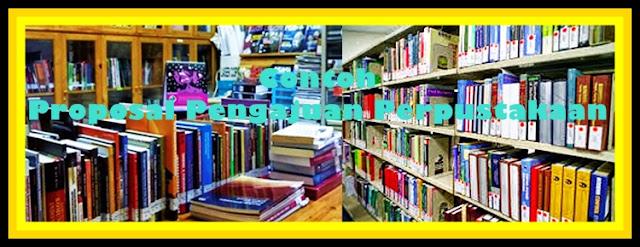 Contoh PROPOSAL Pengajuan Perpustakaan Baru Format Terbaru