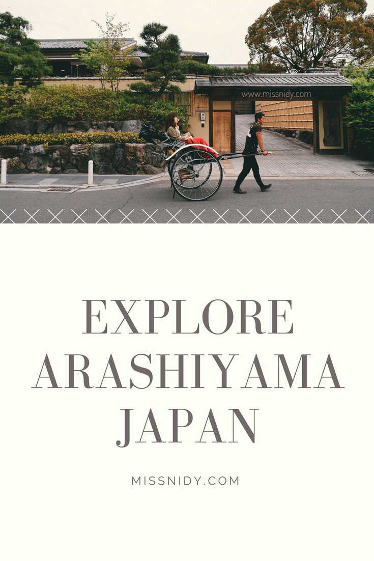 how to explore arashiyama in one day