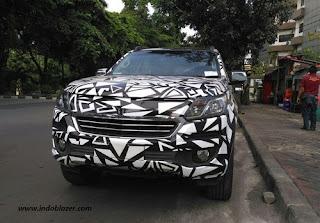 Chevrolet Trailblazer terbaru tertangkap kamera