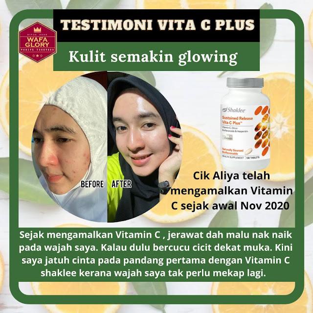 vitamin c bantu tingkatkan imuniti