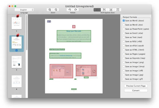 How To Convert PDF To Word On Mac For Editing