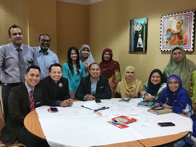 bengkel bersama Jawatan Kuasa Dasar Pendidikan Negara bagi Pendidikan STEM bersama Dr Yunos
