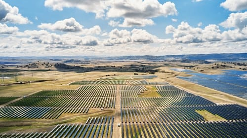 Apple is building a solar energy storage project