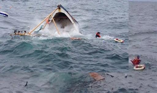 المهدية : إنقاذ 16 مهاجرا غير نظاميا وفقدان شابان أثناء غرق مركبهم