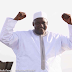 Jubilation as Gambia's President Adama Barrow returns home