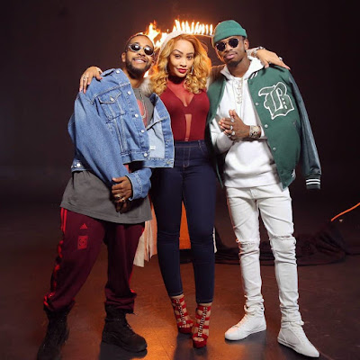 Video Diamond Platnumz Ft. Omarion - African Beauty