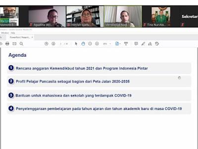 7 prioritas pendidikan indonesia 2021