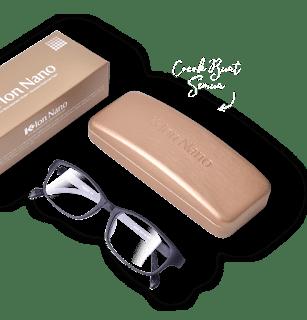 Kacamata Terapi K-ion Nano K-Link Untuk Kesehatan Mata