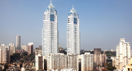 Skyscrapers 15 tallest building in india top india ten imperial tower 1 and 2 altavistaventures Images