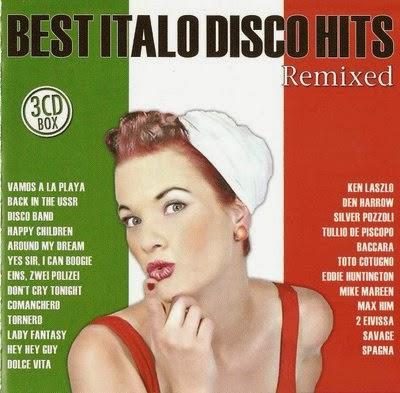 Bairro do Oriente: Os sons dos 80: italo-disco