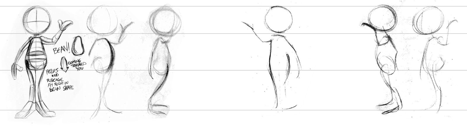 SonjebasaLand: How to Draw A Turn-around