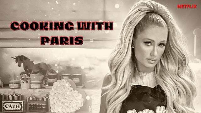 Cooking With Paris Hilton