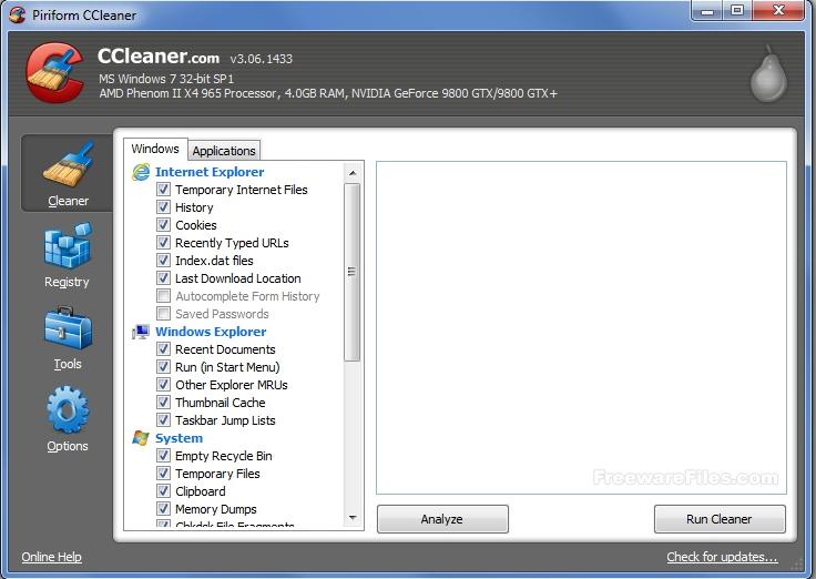 Download CCleaner 5 46 6652 FileHippo com CCleaner 3 27 1900 adsguru biz