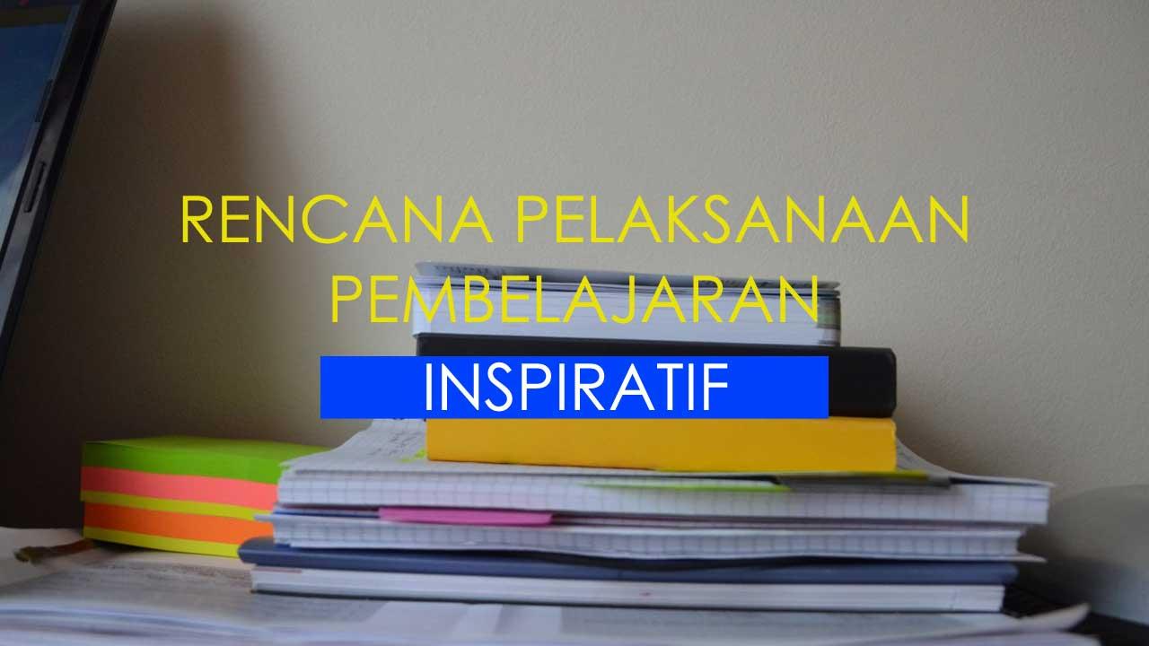 rpp inspiratif 1 halaman