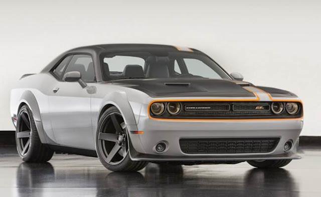 2018 Dodge Challenger Concept Rumors