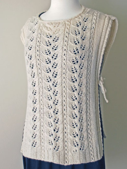 Giovane Top Knit Pattern