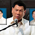 Two lawmakers support Duterte for President
