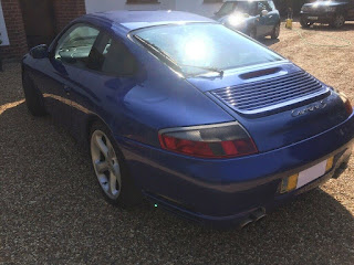 Porsche 911 First Month Costs