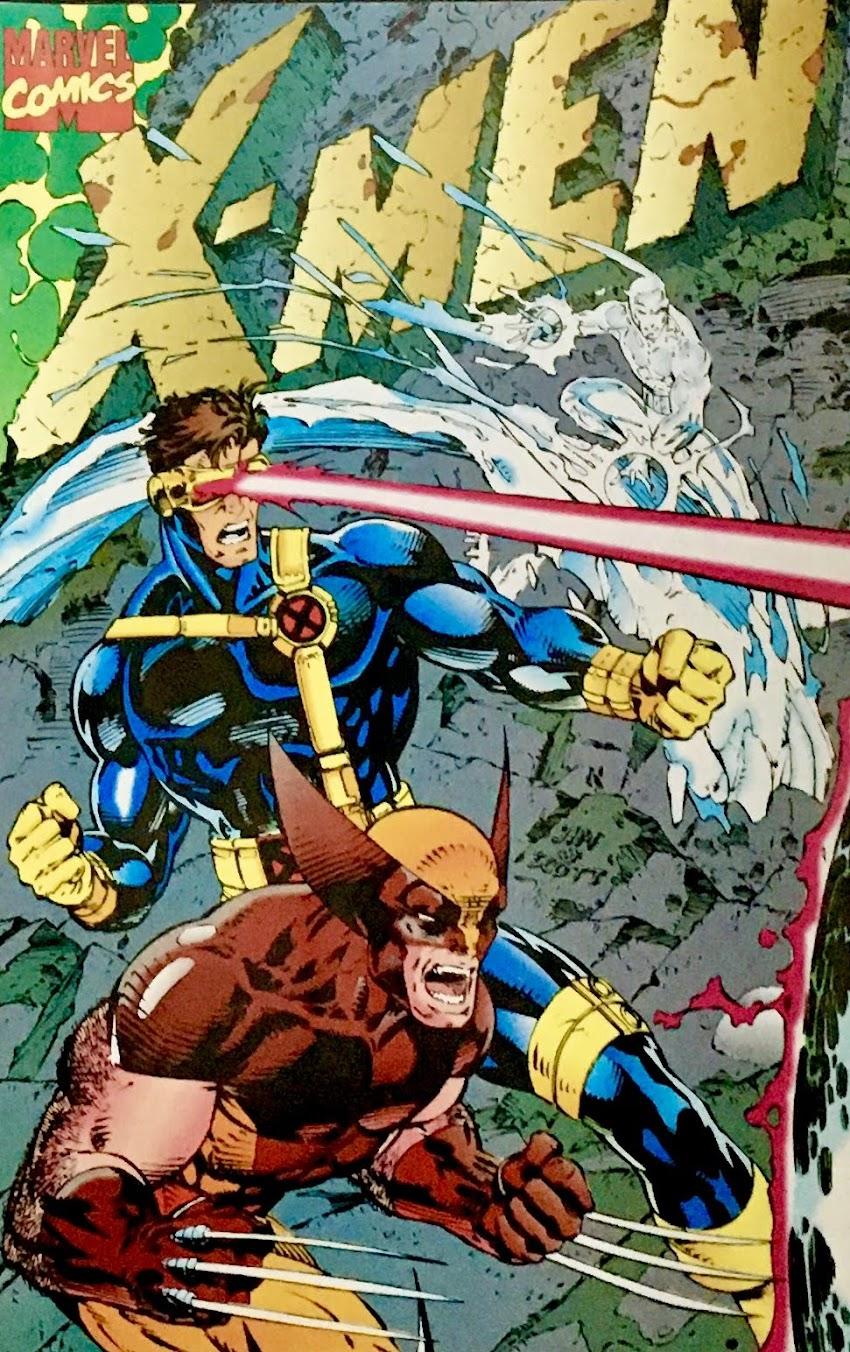 X-Men (vol.2) #1 (1991)