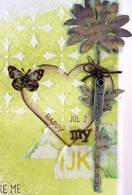 Stampers Anonymous Natures Walk Stampers Anonymous Say Something Prima Marketing Wendy Vecchi Washi Tape For the Funkie Junkie Boutique