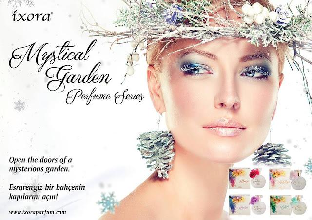 İxora Mystical Parfüm Serisi