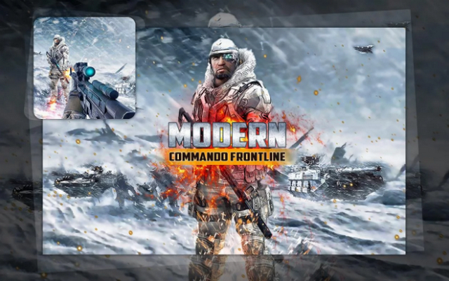 Best FPS Shooting Games for Android apk Free Download Modern Commando Frontline