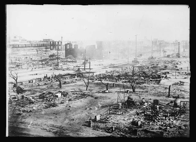 Tulsa, Oklahoma massacre 1921