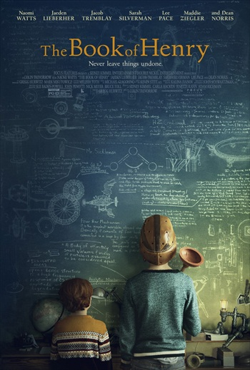 The Book Of Henry 2017 English 480p BRRip 300MB ESubs