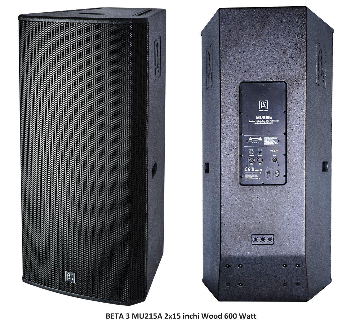 Harga Speaker Aktif 15 Inch Beta Three Terkenal