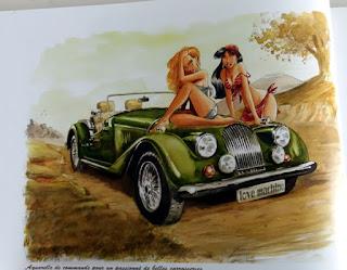Artbook Belles et Bêtes: de la belle carosserie