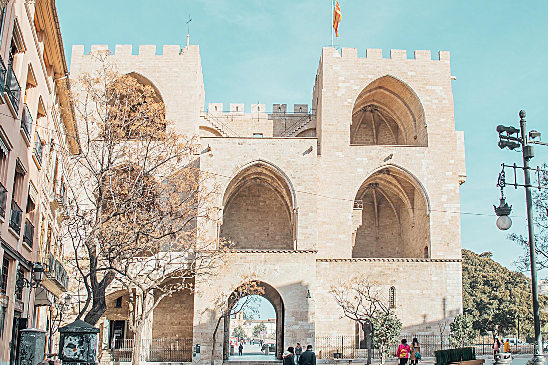Torre Quart Valencia, Quart Towers Valencia