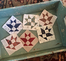 Join me for some small quilt talk