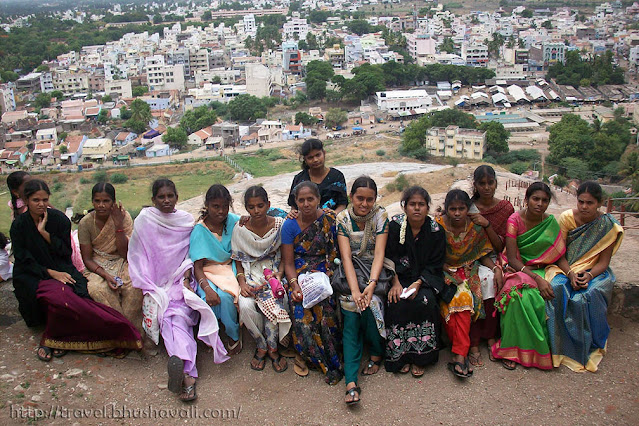 Namakkal Fort
