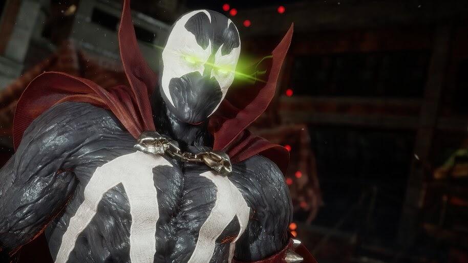 Spawn, Mortal Kombat 11, 4K, #7.1314