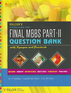 Falcon Question Banks - MBBS 1st year, 2nd Year, 3rd Year, 4th Year (All Years) pdf free download
