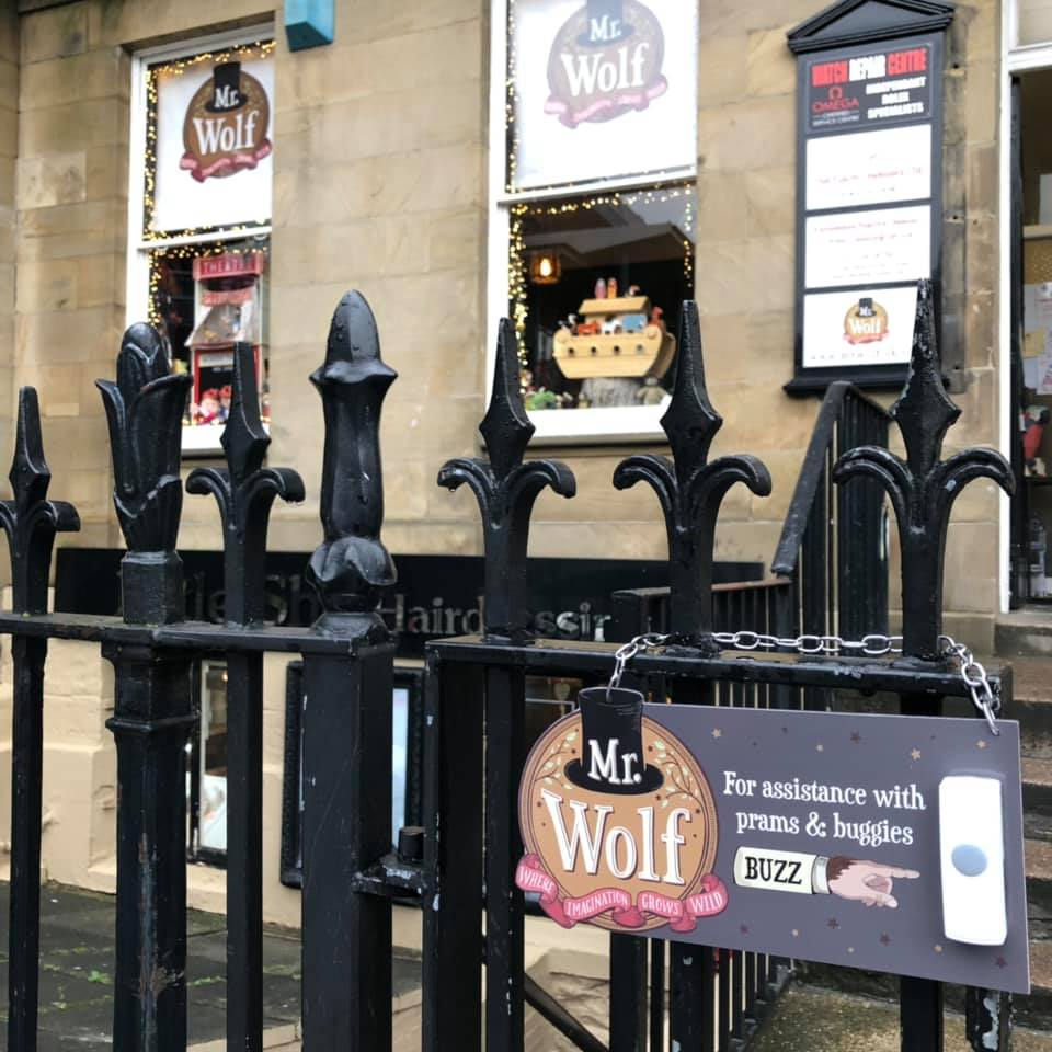 10 Independent Places to Shop Local in Newcastle this Christmas  - mr wolf