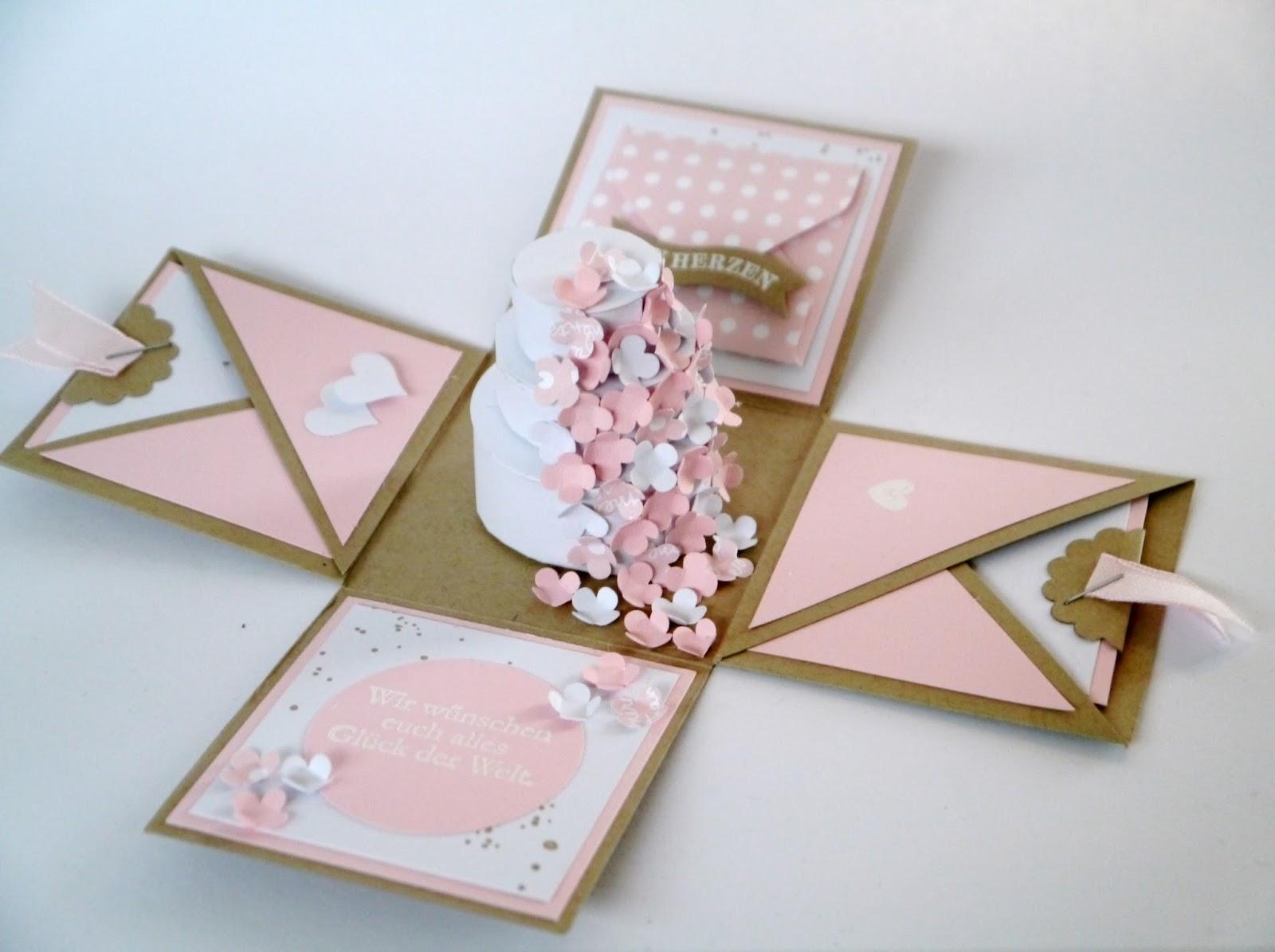 Schneckes Kreativ Laden Hochzeitsgeschenk