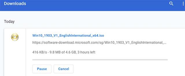 Cara Melanjutkan Download Yang Terputus Di Browser Google Chrome