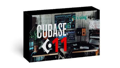 تحميل برنامج Steinberg Cubase 11 Pro كامل مع التفعيل